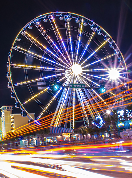 Myrtle Beach Ferris Wheel