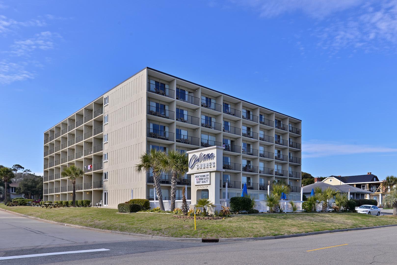 Cabana Ss Hotel Myrtle Beach Hotels Near State Park