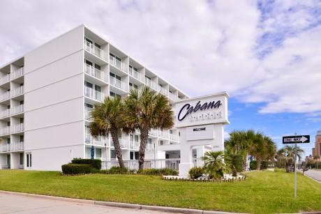 Cabana Shores Hotel - Exterior