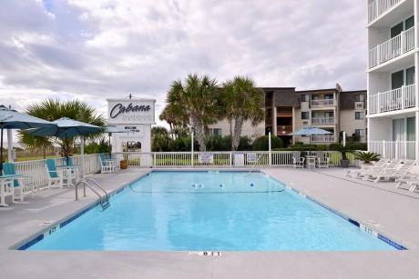 Cabana Shores Hotel - Pool