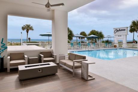 Cabana Shores Hotel - Pool Area